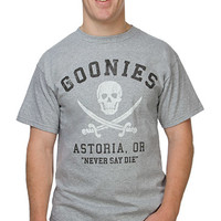 Goonies Astoria T-Shirt - Heather,