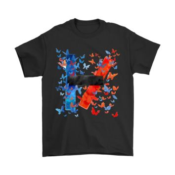 Butterfly Twenty One Pilots Logo Shirts