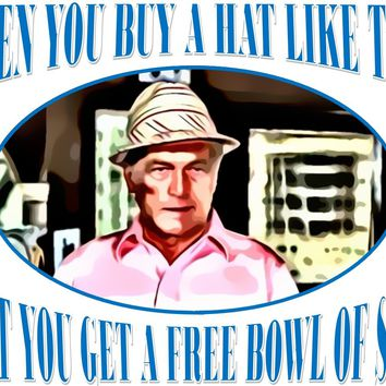 Caddyshack: Ugly Hat, Bowl of Soup