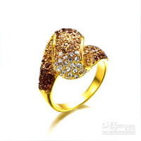The female tail ring little finger of the influx of people to the Ring / Ring personality Ring Gold