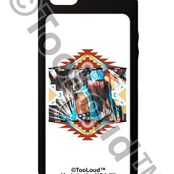 Native American Dancer 2 iPhone 5C Grip Case