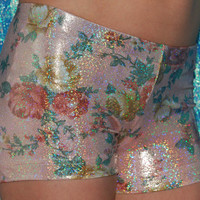 SHINY Youth Gymnastic Shorts or Dance Shorts and by Minihearts