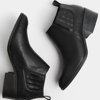 Stand Up Straight Booties By BC Footwear