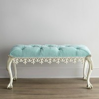 """Fontanne"" Bench - Horchow"
