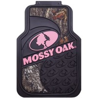 Pink Mossy Oak Rubber Floor For Her Mat