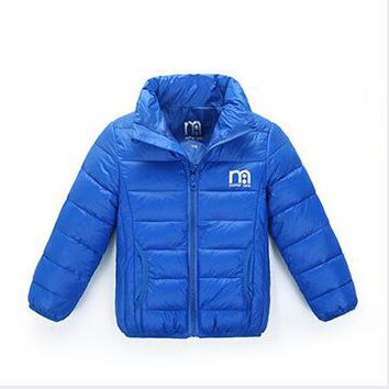 Xemonale free shipping winter new baby boy and girl jacket,Toddler thick warm down jackets,infant sports parkas outerwear