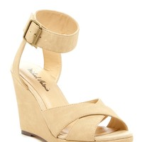 Gamada Strappy Wedge Sandal