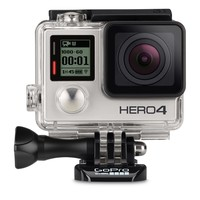 GoPro HERO4 Silver Edition Camera