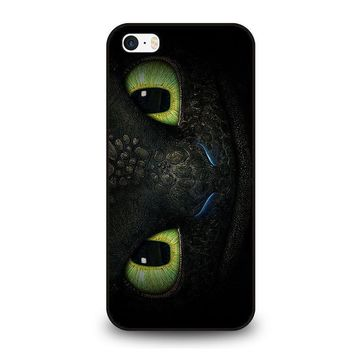 toothless how to train your dragon iphone se case cover  number 1