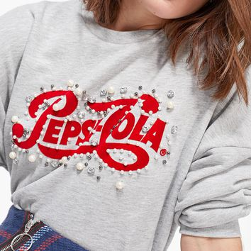 Pepsi Cola Sweater - T-shirts | Stradivarius United Kingdom