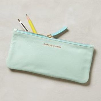 Parisienne Pencil Case by Anthropologie