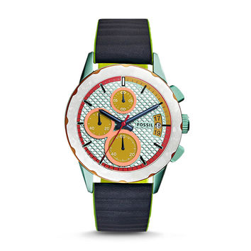 Modern Pursuit Chronograph Watch
