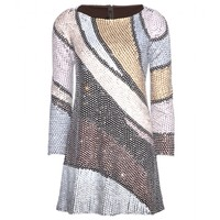 marc jacobs - sequin and bead-embellished dress