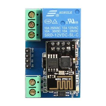 ESP  relay  module  Things  smart  remote  control