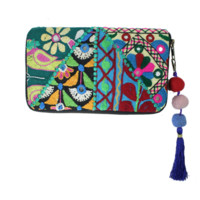 Kutch Zip-Around Wallet