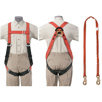 Klein Tools Fall Arrest Harness Set Klein-Lite® Tradesman's Set 87150 87150 92644871504