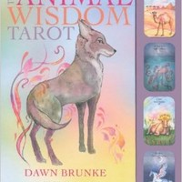 The Animal Wisdom Tarot (box with cards)