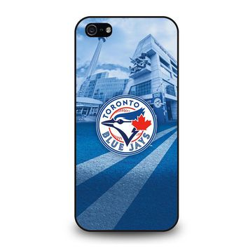 TORONTO BLUE JAYS BASEBALL iPhone 5 / 5S / SE Case Cover