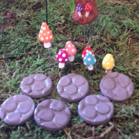 Miniature fairy garden 14 piece  set.