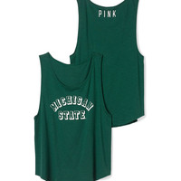 Michigan State University Boyfriend Tank