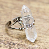 Crystal Days Ring