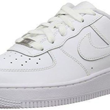 Nike Unisex Adult Air Force 1 Gs Leather Fashion Sneakers
