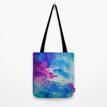 Emanate Tote Bag by DuckyB
