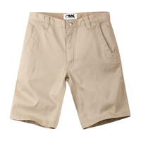 Lake Lodge Twill Short Light Khaki