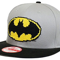 Batman 9Fifty Hero Bit Snapback Hat Cap