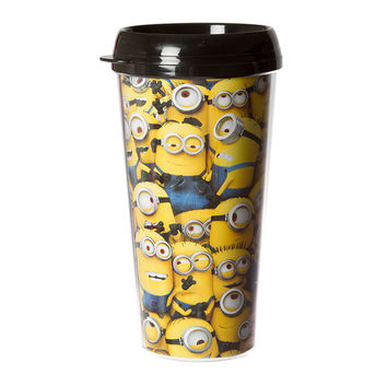 Despicable Me Minion Made Travel Mug