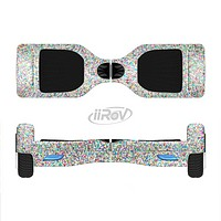 The Colorful Small Sprinkles Full-Body Skin Set for the Smart Drifting SuperCharged iiRov HoverBoard