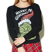 Merry Grinchmas Sweatshirt