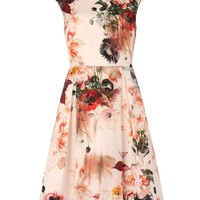 RUPIN - Opulent bloom printed dress -