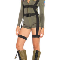 Top Gun Cutie Costume