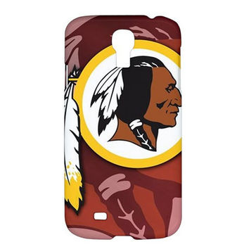 New Washington Redskins Samsung Galaxy S4 IV I9500 Hard Case Cover