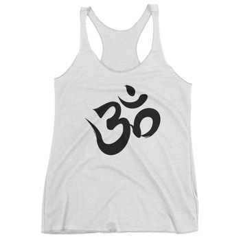 The Classic Om Racerback Tank