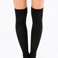Thigh High Time Sock $12