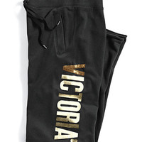 Graphic Fleece Pant - Supermodel Essentials - Victoria's Secret