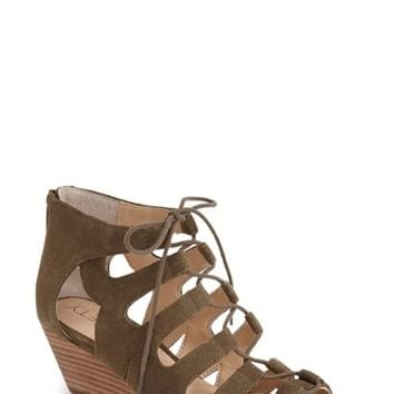 Women's Sole Society 'Freyaa' Wedge Sandal,