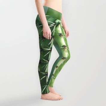 Cactus  Leggings by VanessaGF