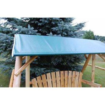 Moon Valley Rustic Tete-a-Tete Swing Canopy Only