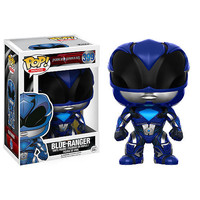Funko POP! Movies: Power Rangers 3.75 inch Vinyl Figure - Blue Ranger