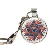 Eye Of Providence Keychain Series 006