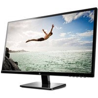 "HP 27"" LED-Backlit IPS Monitor (27wm Black) - Walmart.com"