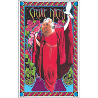 Stevie Nicks - Concert Promo Poster