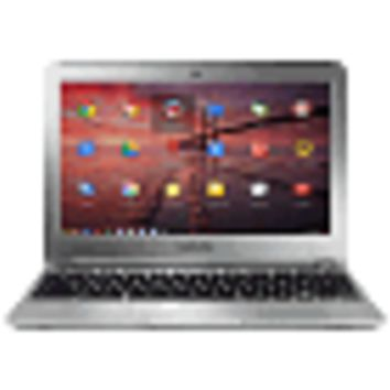 "Samsung XE303C12-A01US Exynos 5 Dual-Core 1.7GHz 2GB 16GB 11.6"" LED Chromebook Chrome OS w/Webcam (Silver Skin)"