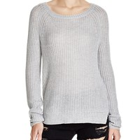 RailsWillow Ribbed Sweater