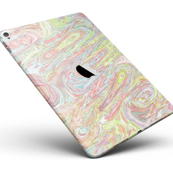 """Slate Marble Surface V36 Full Body Skin for the iPad Pro (12.9"""" or 9.7"""" available)"""
