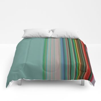 serape-light Comforters by DuckyB