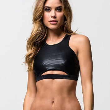 HURLEY High Neck Bikini Top | Tops